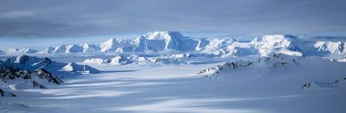 Parque nacional do St. Elias, imagem de stock