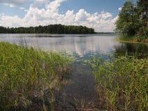 Parque nacional do taitija do ¡ de AukÅ (Lituânia) Imagem de Stock Royalty Free