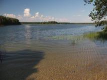 Parque nacional do taitija do ¡ de AukÅ (Lituânia) Foto de Stock Royalty Free