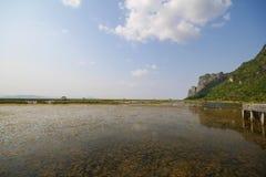 Parque nacional do yod do roi de Khao sam, Tailândia Imagens de Stock Royalty Free