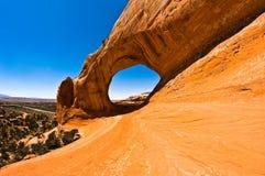 Parque nacional dos arcos Fotografia de Stock