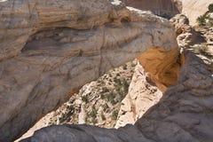 Parque nacional dos arcos Foto de Stock