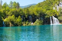Parque nacional dos lagos Plitvice (Croácia) imagens de stock royalty free