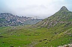 Parque nacional Durmitor Imagen de archivo libre de regalías