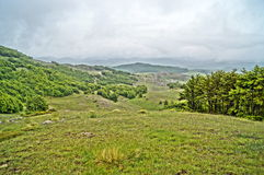 Parque nacional Durmitor Fotos de archivo libres de regalías