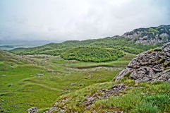 Parque nacional Durmitor Imagenes de archivo
