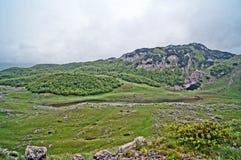 Parque nacional Durmitor Imágenes de archivo libres de regalías