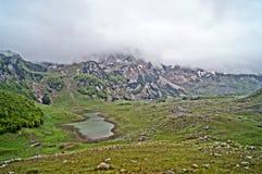 Parque nacional Durmitor Imagen de archivo