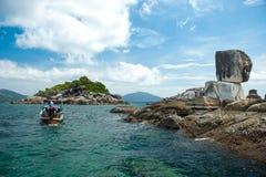 Parque nacional e Koh Lipe de Tarutao em Satun, Tailândia Imagens de Stock Royalty Free