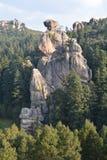 Parque Nacional El Chico hidalgo Meksyk zdjęcia royalty free