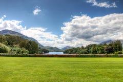 Parque nacional en Co Kerry Irlanda. Foto de archivo libre de regalías