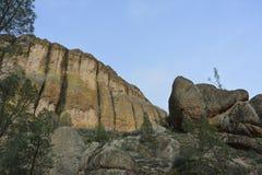 Parque nacional enero de los pináculos fotografía de archivo libre de regalías