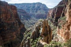 Parque nacional EUA 9 de Grand Canyon Fotografia de Stock