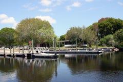 Parque nacional Florida dos marismas foto de stock