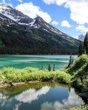 Parque Nacional Glacier Imagen de archivo