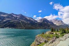 Parque Nacional Glacier Foto de archivo