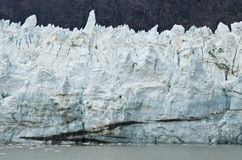 Parque Nacional Glacier de Alaska Fotografía de archivo
