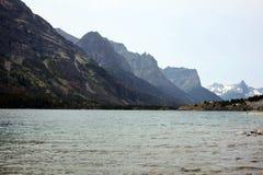 Parque Nacional Glacier en Montana, los E.E.U.U. Foto de archivo libre de regalías