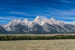 Parque nacional grande de Teton Imagem de Stock