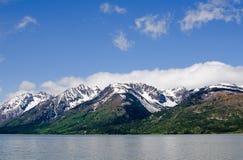 Parque nacional grande de Teton, Wyoming, EUA Foto de Stock