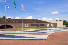 Parque Nacional hace Iguacu, Foz hace Iguacu, el Brasil Fotografía de archivo libre de regalías
