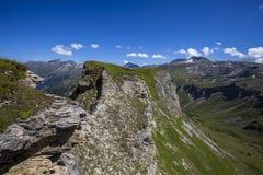 Parque nacional - Hohe Tauern - Áustria Imagem de Stock Royalty Free