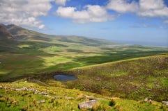 Parque nacional irlandés en el anillo del kerry Irlanda Fotos de archivo
