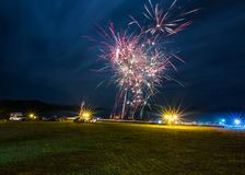 Parque nacional krachan de Kang, Año Nuevo Imagen de archivo libre de regalías