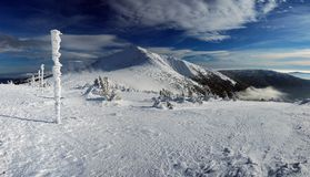 Parque nacional Krkonose Imagens de Stock Royalty Free