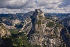 Parque nacional lindo de Yosemite, Califórnia, EUA Foto de Stock Royalty Free