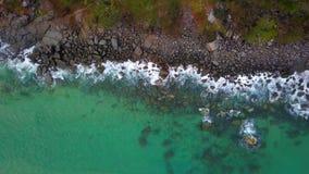 Parque nacional na costa da luz do sol, Queensland de Noosa, Austrália fotos de stock royalty free