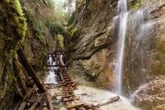 Parque nacional - paraíso eslovaco, Eslováquia foto de stock royalty free