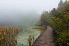 Parque nacional Plitvice Foto de Stock