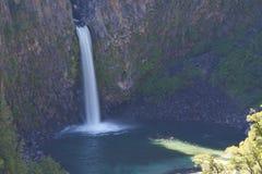 Parque Nacional Radal Siete Tazas в Maule, Чили стоковые изображения rf