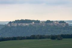 Parque nacional saxão de Switzerland Imagens de Stock Royalty Free