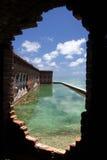 Parque nacional seco de Tortugas Imagem de Stock