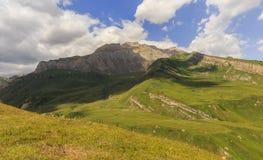 Parque nacional Shahdag (Azerbaijan) de las montañas fotos de archivo