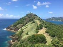 Parque nacional St Lucia de la paloma foto de archivo libre de regalías
