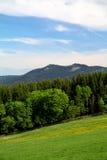 parque nacional Sumava - República Checa Fotos de archivo libres de regalías