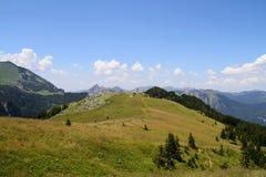 Parque nacional Sutjeska Imagen de archivo libre de regalías
