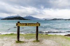 Parque Nacional Tierra del Fuego, Ushuaia imagenes de archivo