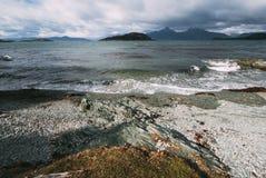 Parque Nacional Tierra del Fuego, Ushuaia fotografía de archivo libre de regalías