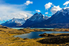 Parque Nacional Torres del Paine, Chile Royalty Free Stock Photography