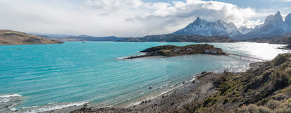 Parque Nacional Torres del Paine in Chile Royalty Free Stock Photos