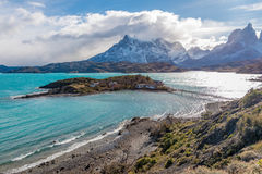 Parque Nacional Torres del Paine in Chile Royalty Free Stock Images