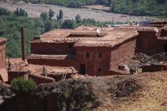 Parque nacional Toubkal em Marrocos Foto de Stock Royalty Free
