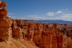 Parque nacional Utá da garganta de Bryce Imagens de Stock