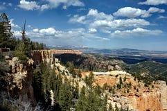 Parque nacional Utah de la barranca de Bryce Fotos de archivo libres de regalías