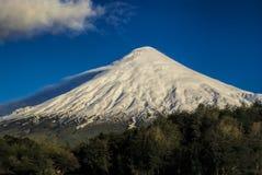 Parque Nacional Vicente Perez Rosales Royalty Free Stock Images