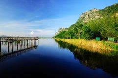 Parque nacional 300 Yod Tailândia Fotografia de Stock Royalty Free
